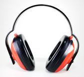 Hearing protection earmuffs — Stock Photo
