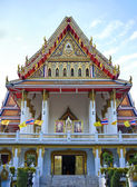 Thai royal temple — Stock Photo
