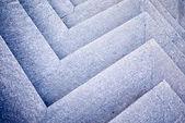 Modèle de marches de granit — Photo