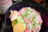 Minced Tuna Belly — Стоковое фото
