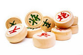 Xiangqi, Chinese chess — Stock Photo