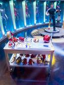 Iron Man 3 figurine display of Tony Stark — Stock Photo