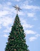 árbol de navidad decoración — Foto de Stock