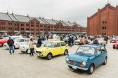 Yokohama Historic Car Day 2013 — Stock Photo