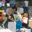 Постер, плакат: Flea Market at Yoyogi Park in Harajuku Japan