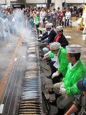 Yokohama Fish Market, Japan - 2012 — Stock Photo