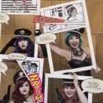 Постер, плакат: Kawasaki Japan 2013