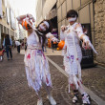 ������, ������: Halloween in Kawasaki Japan 2013