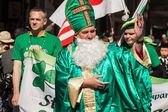 St. Patrik's day Yokohama, Japan — Stock Photo