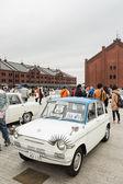 Mazda vintage cars — Stock Photo