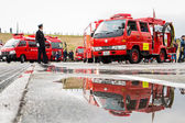 Rescue car — Stock Photo