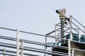 Security camera  — Stock Photo