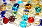 Shining Beads — Stock Photo