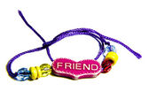 Friendship Bracelet — Stock Photo