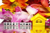 Sweet home — Stockfoto
