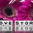 Stock Photo: Love story