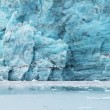 Spitsbergen glacier — Stock Photo