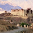 Kings palace in Stok, Leh district, Ladakh, Northern India — Stock Photo