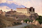 Reis palace em stok, distrito de leh, ladakh, india do norte — Foto Stock