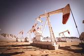 Oil Pump Jack. — Stockfoto