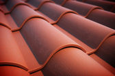 Roof tiles. — Stock Photo
