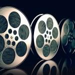 Film reels. — Stock Photo #25358829
