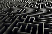 Maze. — Stock Photo