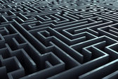 Maze. — Stock Photo