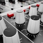 Audio Console. — Stock Photo #26276289
