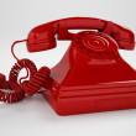 Telephone. — Stock Photo