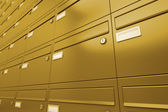 Mailboxes. — Stock Photo