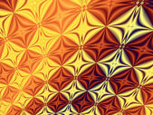 Colorful fractal decorative feature, magic splendor, wonderful h — Stock Photo