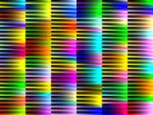 декоративная функция красочные фрактал, волшебный блеск, превосходно h — Стоковое фото