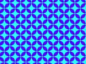 élément décoratif coloré fractal, splendeur magique, merveilleux h — Photo