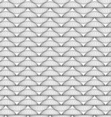 Abstract vector seamless knitting-like pattern — Vector de stock