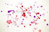 Kolorowe plamami — Zdjęcie stockowe