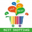 Royalty-Free Stock Vector Image: Shopping_cart