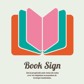 Book — Stock Vector