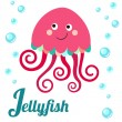 Stock Vector: JellyfishL