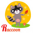Stock Vector: RaccoonL
