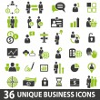 BusinessIcons — Stockvektor