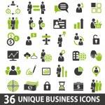 BusinessIcons — Vecteur