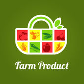 FarmProd — Stock Vector