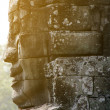Stock Photo: Angkor wat temples in Cambodia