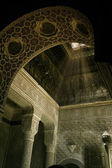 Interior of an Islamic temple — Stock Photo