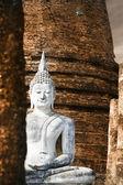 Templo budista en Tailandia. Buda — Foto de Stock