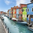 Lovely canals in Venice. Italy - Stock Photo