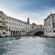 Lovely canals in Venice. Italy — Stock Photo #21694671