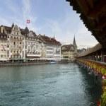 Lucerne, Switzerland — Stock Photo #33309299