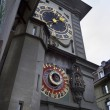 Clock Tower detail in Bern, Switzerland — Stock Photo